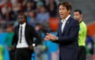 HLV Akira Nishino gặp áp lực khi phải thi đấu trên sân Mỹ Đình