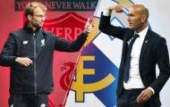 Zinedine Zidane vs Jurgen Klopp: Những kẻ chưa bao giờ tồn tại giao điểm