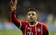 Tiền vệ Bayern mơ được đến Liverpool