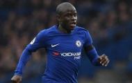 Chelsea nhắm sao 53 triệu bảng đề phòng PSG cướp Kante