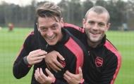 Ozil sẽ nhận 'cống phẩm' từ Wilshere sau quyết định rời Arsenal?