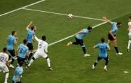 Góc nhìn: 'Catenaccio' của Uruguay cũng không thể cản nổi Pháp