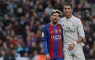 Vì sao Messi đóng vai trò then chốt trong thương vụ Ronaldo đến Juventus?