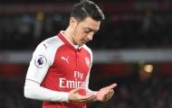 NHM Arsenal phấn khởi với trạng thái mới nhất của Ozil