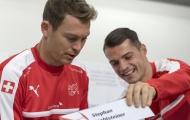 Cầu thủ Arsenal ngày càng 'quyền lực' ở ĐT Thụy Sĩ