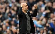 Man City có hiệp 1 hay nhất từ khi Pep Guardiola đến