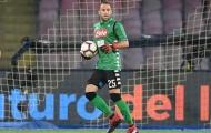 Cha của David Ospina khẳng định Napoli muốn giữ anh lại