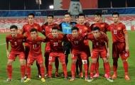 Asian Cup và tham vọng Olympic 2020 của bóng đá Việt Nam