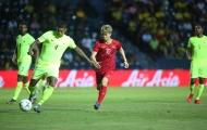 ĐT Việt Nam về nhì tại King's Cup: Hãy cảm ơn Curacao!