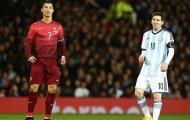 Ronaldo và Messi ở ĐTQG: Hơn nhau ở chữ 'Duyên'