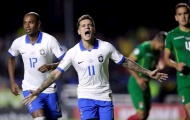 Copa America là lối thoát cuối cùng cho Philippe Coutinho