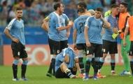 ĐT Uruguay: Đi qua một thế hệ vàng