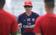 Vắng người đội trưởng, Arsenal chuẩn bị thế nào trước 'giờ G'?