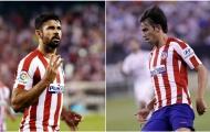 Diego Costa và Joao Felix: 'Tình nhân' trên thảm cỏ