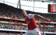 Kiến tạo thành công, tân binh Arsenal ăn mừng điên cuồng như thể mình ghi bàn