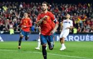 Sergio Ramos - 'Siêu tiền đạo' nhưng bị bắt đá phòng ngự