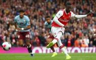 5 điểm nhấn Arsenal 3-2 Aston Villa: Địa chấn hụt ở Emirates; Pepe lần đầu làm chuyện ấy