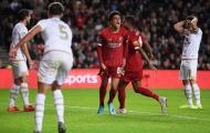 'Tôi rất hạnh phúc khi ghi bàn đầu tiên cho Liverpool'