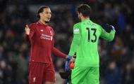 Đâu chỉ Van Dijk, Liverpool còn sở hữu một con 'quái vật' khác ở hàng thủ