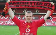 10 cầu thủ đắt giá nhất mùa giải 2004/2005: Man Utd đã đem về 1 huyền thoại
