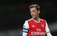 Mesut Ozil mất chỗ đứng chỉ vì Arsenal đang 'biến chất'