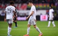 Boateng 'ăn' thẻ đỏ, Bayern Munich nhận trận thua lịch sử