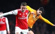 5 điểm nhấn Arsenal 1-1 Wolves: Siêu sao trở lại; 'Pháo thủ' quá kém cỏi