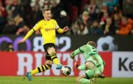 Marco Reus ghi bàn, Dortmund chỉ còn cách vị trí đầu bảng 2 điểm