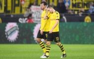 Cầm vàng lại để vàng rơi, Dortmund nhận kết quả thất vọng trên sân nhà