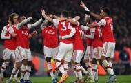 'Trước Man Utd, Arsenal cho thấy 1 điều không thường xuyên xuất hiện'