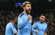 10 chân sút tốt nhất lịch sử Premier League: Kun Aguero vượt mặt huyền thoại Henry