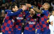 Messi tỏa sáng, Barcelona có thắng lợi đầu tiên dưới triều đại mới