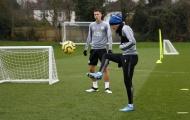 Chuẩn bị đại chiến, Leicester tập gì để cắt 'cái đuôi' Chelsea?