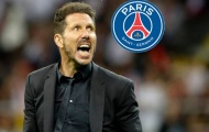 Nếu PSG 'cuỗm' mất Simeone, Atletico sẽ sang Anh tìm thuyền trưởng mới