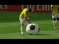 Những quả penalty hài hước trong bóng đá