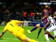 Bàn thắng của Luis Suarez vào lưới Juventus