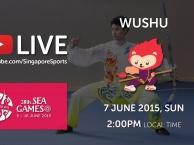 Trực tiếp SEA Games 28 ngày 7/6: Môn wushu