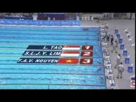 Ánh Viên giành HCĐ ở nội dung 50m bơi ngửa