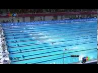 Ánh Viên Về nhì nội dung 100m tự do