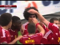 Màn trình diễn của Marouane Fellaini (Bỉ) vs Pháp