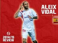 Tài năng đặc biệt của tân binh Barca, Aleix Vidal