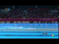 Trần Duy Khôi giành HCB 200m bơi ngửa nam