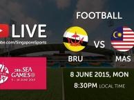 Trực tiếp bóng đá SEA Games 28: U23 Brunei vs U23 Malaysia