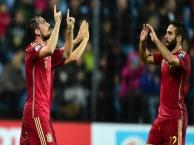 Tây Ban Nha 2-1 Costa Rica (Giao hữu quốc tế)