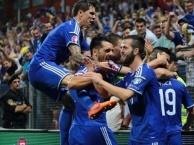 Bosnia 3-1 Israel (Vòng loại Euro 2016)