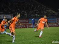 Quảng Nam FC 1-1 SHB Đà Nẵng (Vòng 3 V-League 2017)