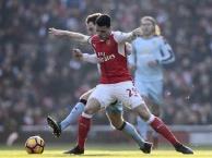 Arsenal 2-1 Burnley (Vòng 22 Premier League)