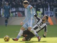 Juventus vs Lazio 2-0 (vòng 21 Serie A)