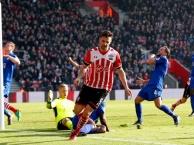 Southampton 3-0 Leicester City (Vòng 22 Ngoại hạng Anh)
