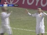 Than Quảng Ninh 1-3 Quảng Nam FC (Vòng 4 V-League 2017)